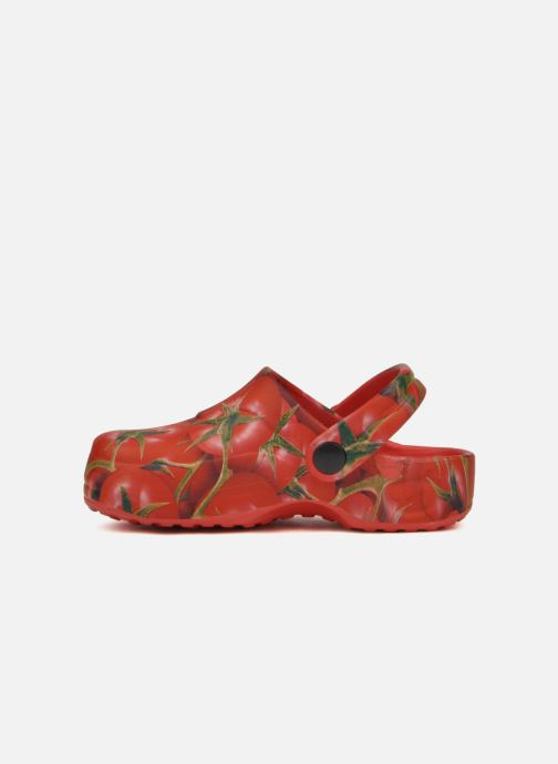 Sandals Méduse Elvira Red front view