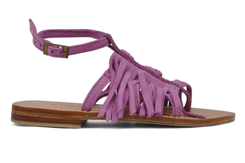Sandali e scarpe aperte Tatoosh Ava Kids Rosa immagine posteriore