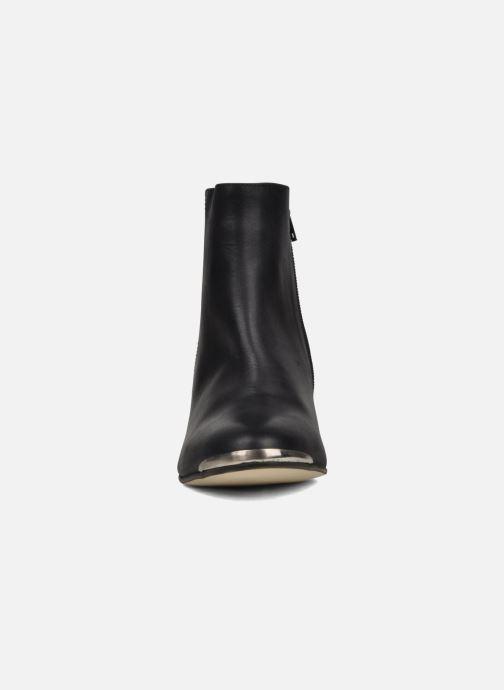 Bottines et boots Jonak Doddy Noir vue portées chaussures