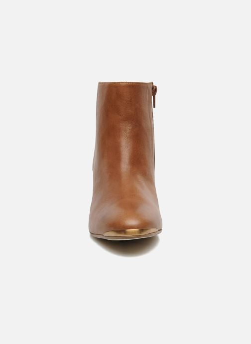 Ankle boots Jonak Doddy Brown model view