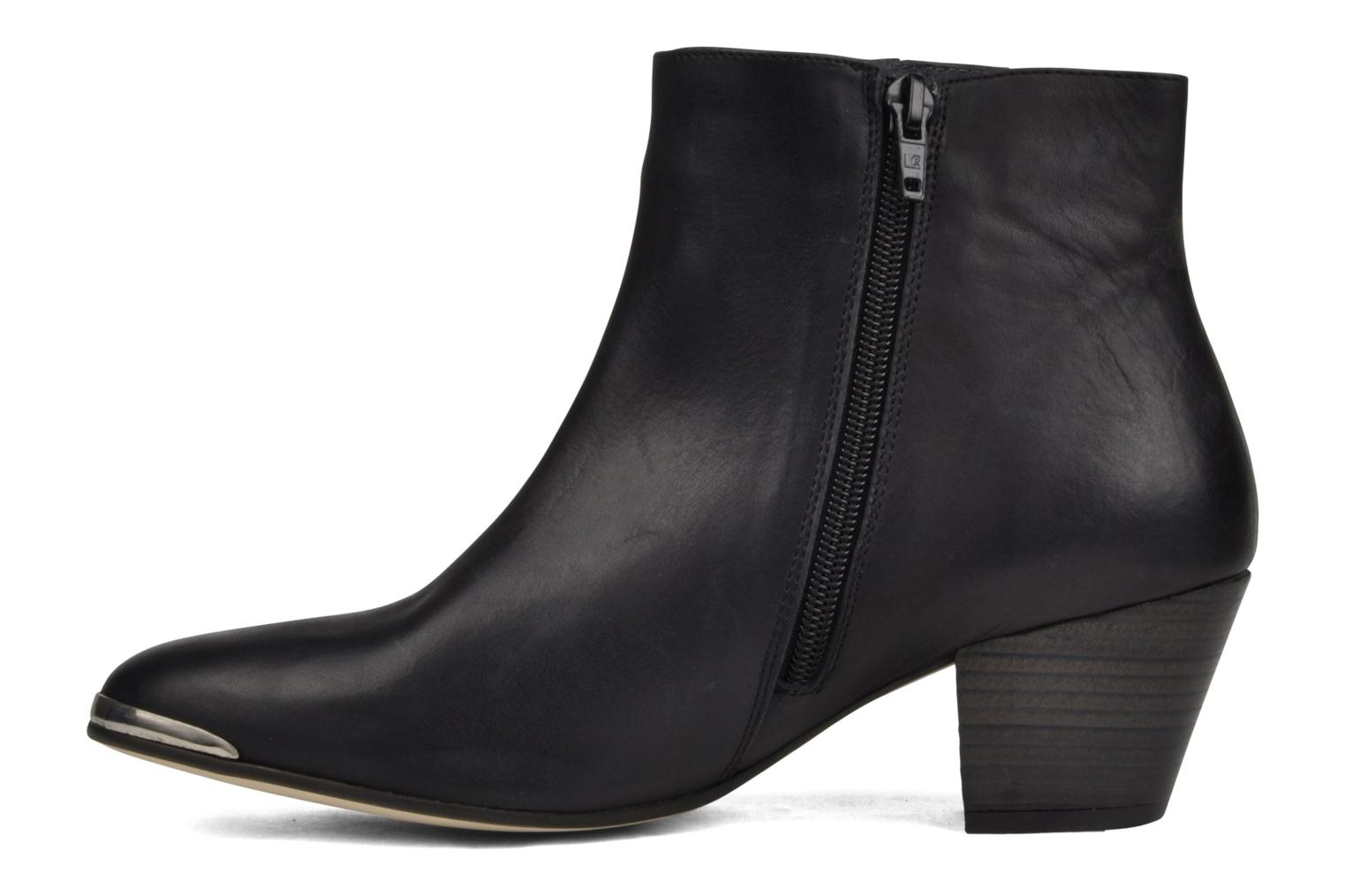 Ankle boots Jonak Doddy Black front view