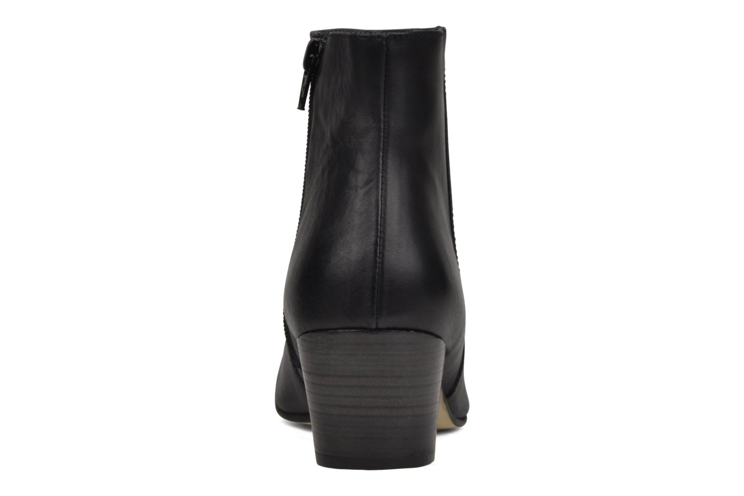 Ankle boots Jonak Doddy Black view from the right