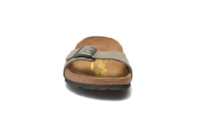 Mules et sabots Papillio Madrid Flor W Gris vue portées chaussures