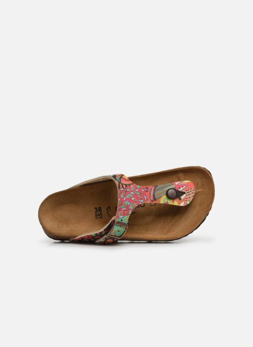 Wedges Papillio Gizeh Flor W Multicolor links