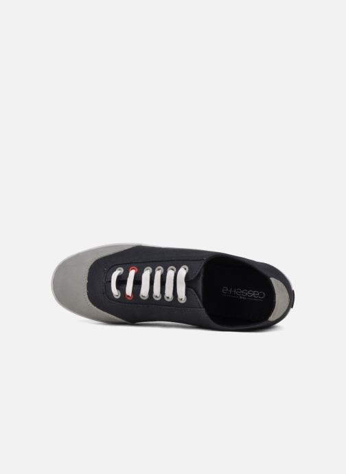 Trainers The Cassette The Bobi W Black view from the left