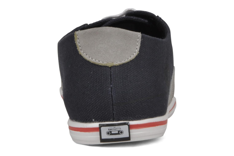 Sneaker The Cassette The Bobi W schwarz ansicht von rechts