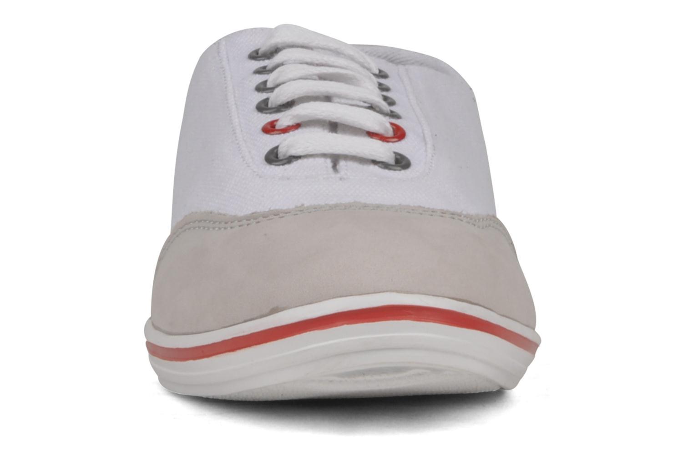 Baskets The Cassette The Rec W Blanc vue portées chaussures
