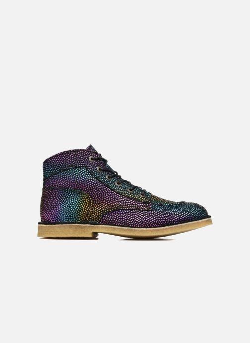 Zapatos con cordones Kickers Kick Legend Multicolor vistra trasera