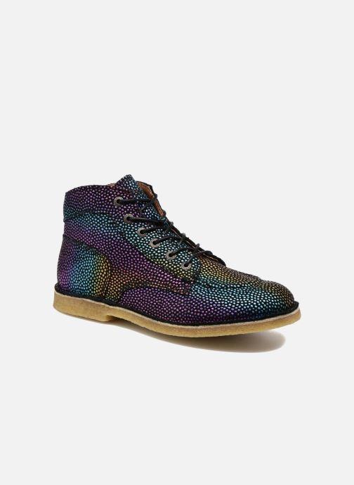 Chaussures à lacets Kickers Kick Legend Multicolore vue détail/paire