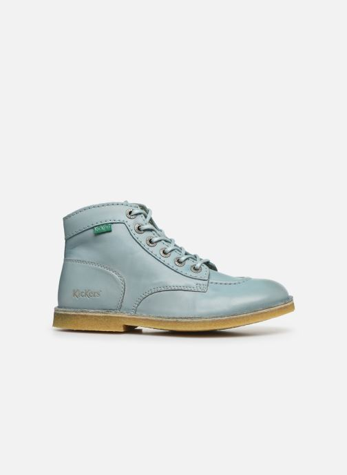 Chaussures à lacets Kickers Kick Legend Bleu vue derrière