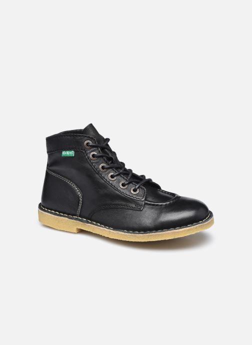 Scarpe con lacci Kickers Kick Legend W Nero vedi dettaglio/paio