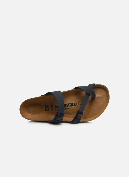 Mules & clogs Birkenstock Mayari Blue view from the left