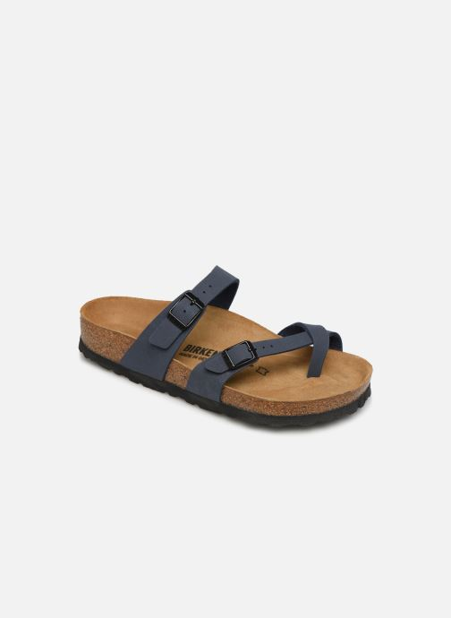 Mules & clogs Birkenstock Mayari Blue detailed view/ Pair view