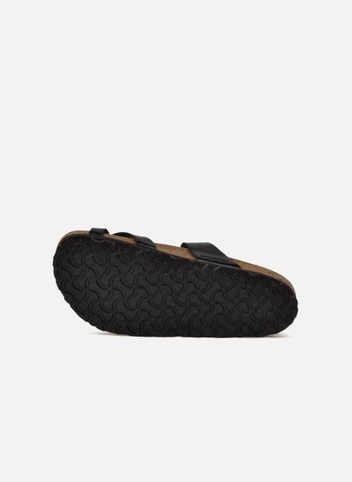 Clogs & Pantoletten Birkenstock Mayari schwarz ansicht von oben