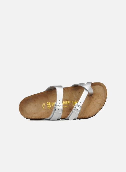 Wedges Birkenstock Mayari Zilver links
