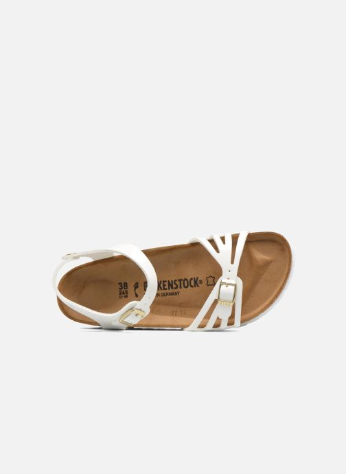 Sandales et nu-pieds Birkenstock Bali W Blanc vue gauche