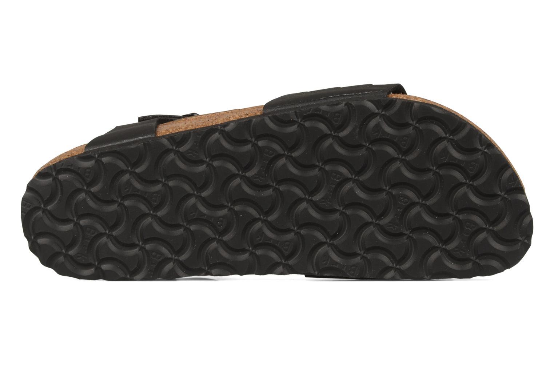 Sandales et nu-pieds Birkenstock Bali W Noir vue haut