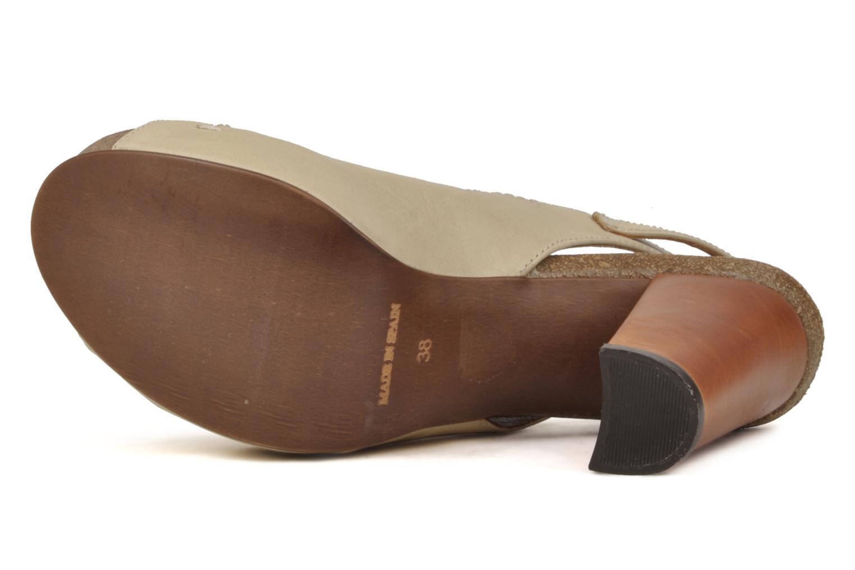 Sandaler Jeffrey Campbell Tohill Beige se foroven