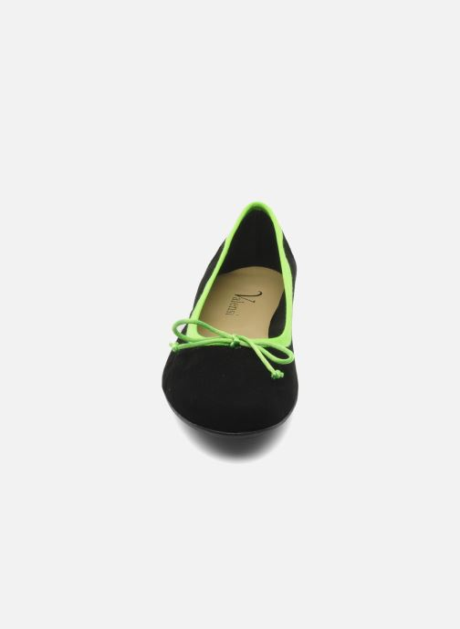 Ballet pumps Valensi Vega Black model view