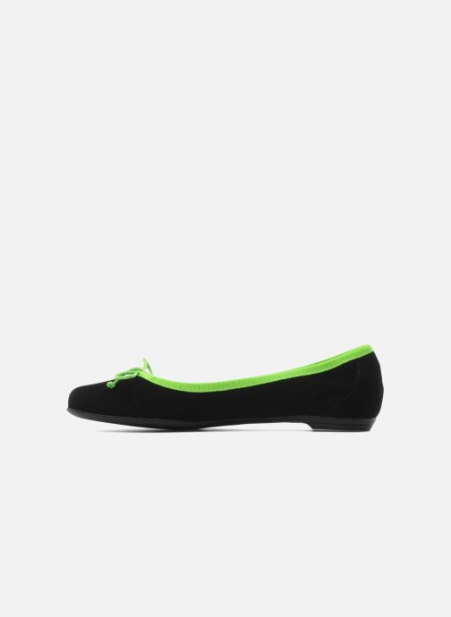 Ballet pumps Valensi Vega Black front view
