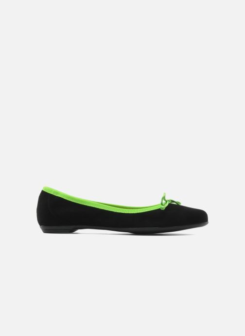 Ballet pumps Valensi Vega Black back view