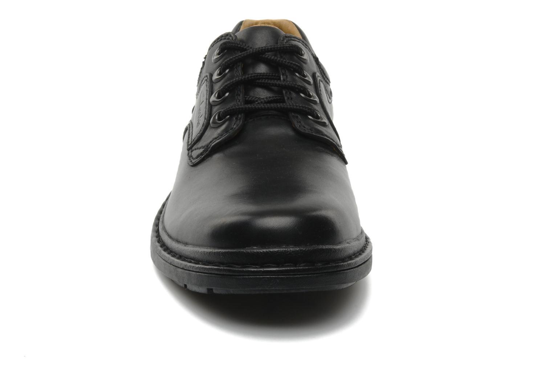 Lace-up shoes Clarks Rockie Lo Gtx Black model view