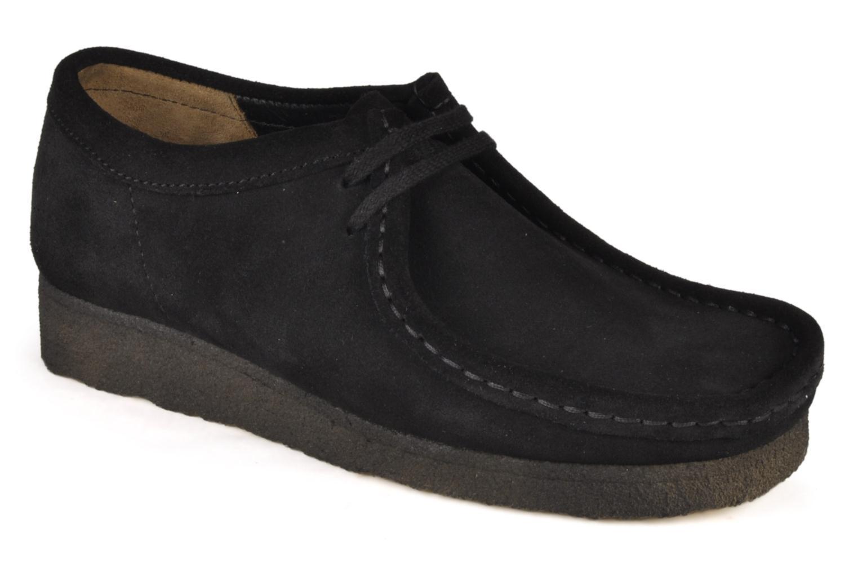 Los últimos zapatos de descuento para hombres Originals y mujeres  Clarks Originals hombres Wallabee F (Negro) - Zapatos con cordones en Más cómodo 38fdd2