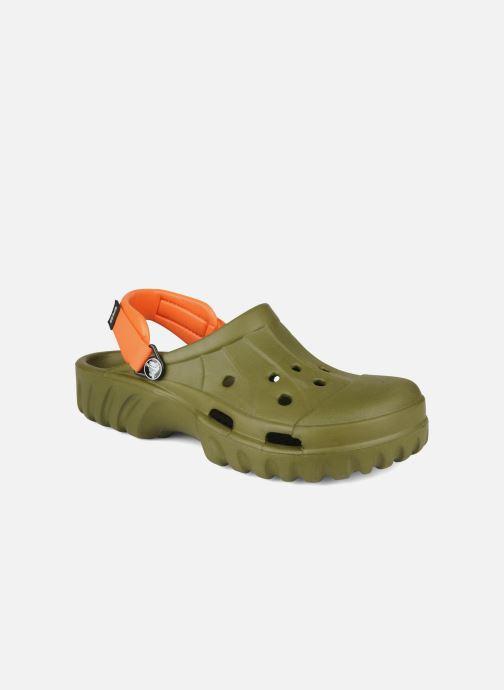fc4d8ef24e55d Crocs Off Road (Green) - Sandals chez Sarenza (70303)