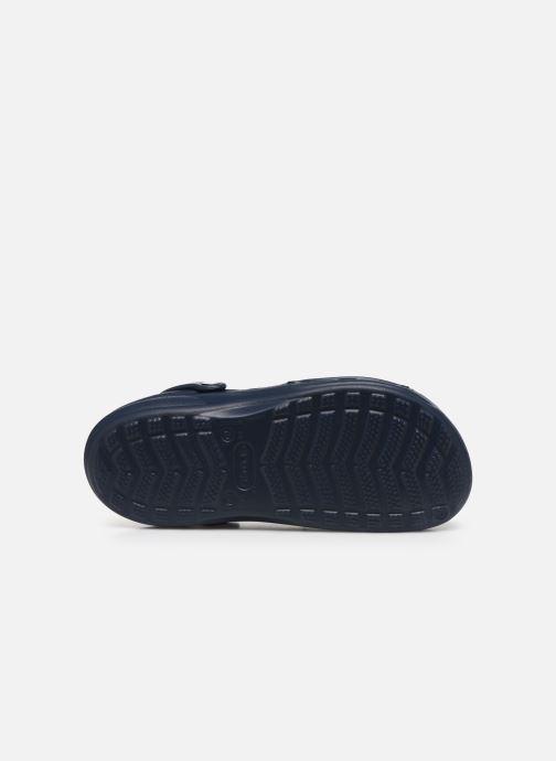 Sandali e scarpe aperte Crocs Specialist Azzurro immagine dall'alto