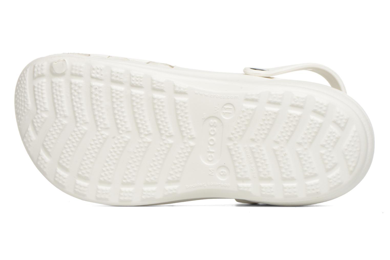 Sandalias Crocs Specialist Vent Blanco vista de arriba