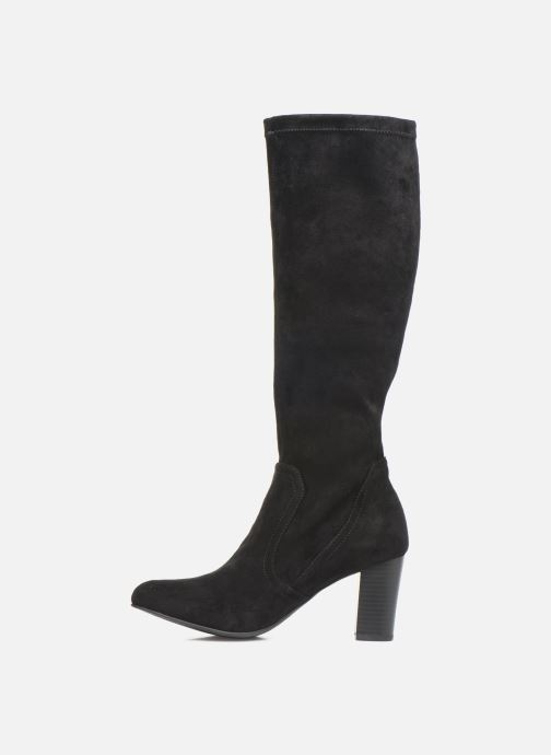 Boots & wellies Caprice ROMANE Black front view