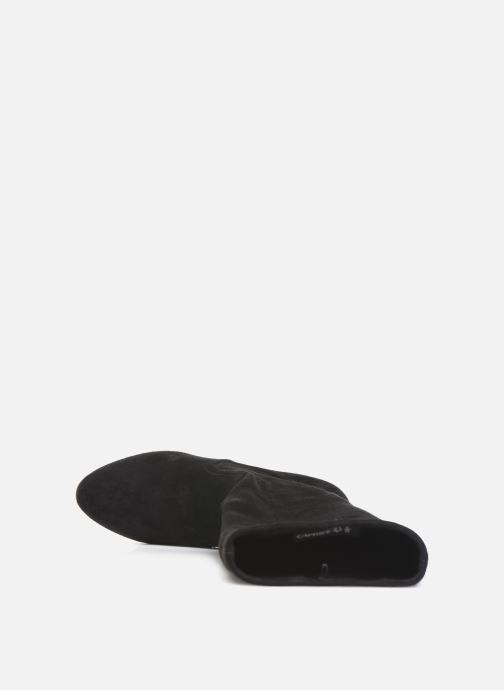 Laarzen Caprice ROMANE Zwart links