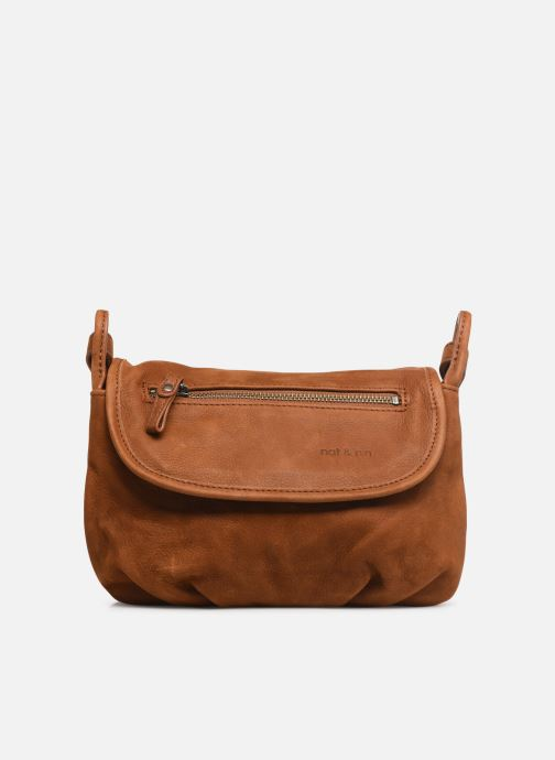 Handtaschen Nat & Nin Jenny braun detaillierte ansicht/modell