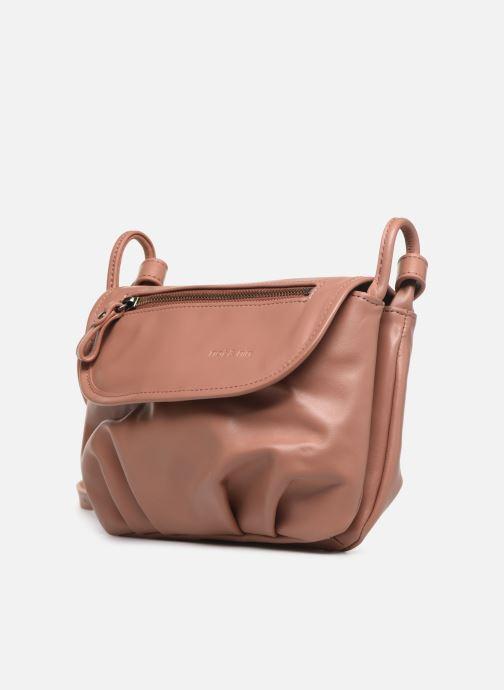 Handbags Nat & Nin Jenny Pink model view