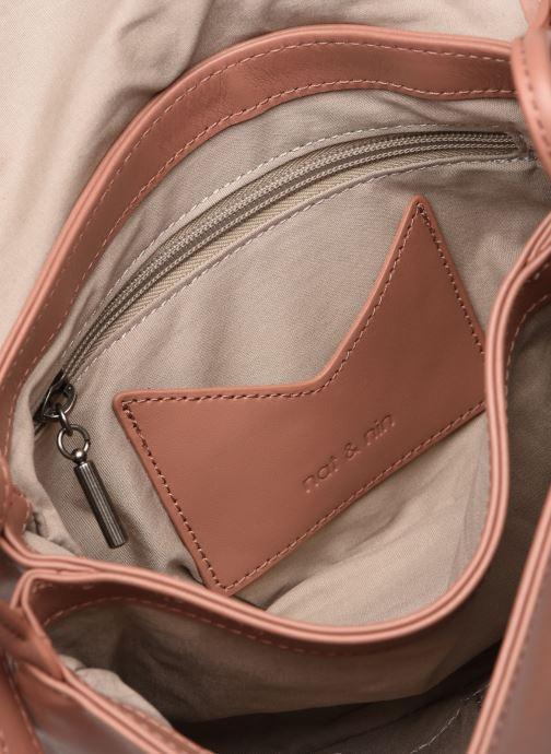 Handbags Nat & Nin Jenny Pink back view