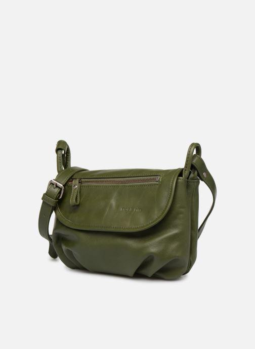 Handtaschen Nat & Nin Jenny grün schuhe getragen