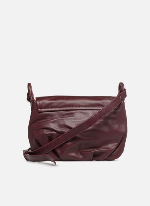 Handtaschen Nat & Nin Jenny weinrot ansicht von vorne