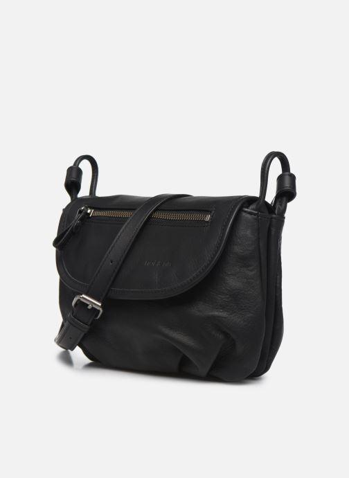 Handtaschen Nat & Nin Jenny schwarz schuhe getragen