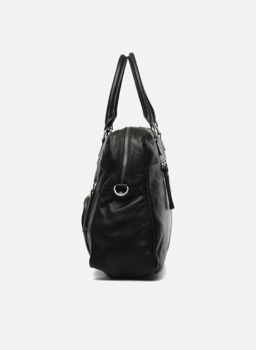 Handtaschen Nat & Nin Macy schwarz schuhe getragen