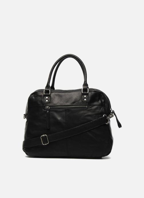 Handtassen Nat & Nin Macy Zwart voorkant