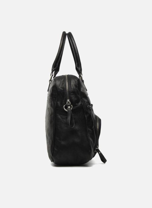 Handtaschen Nat & Nin Macy schwarz ansicht von rechts