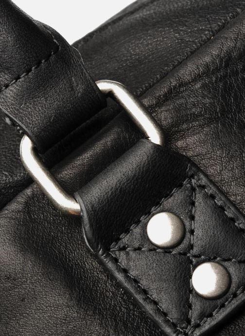 Handtaschen Nat & Nin Macy schwarz ansicht von links