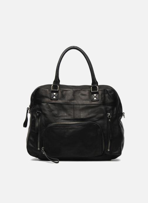Handtassen Nat & Nin Macy Zwart detail