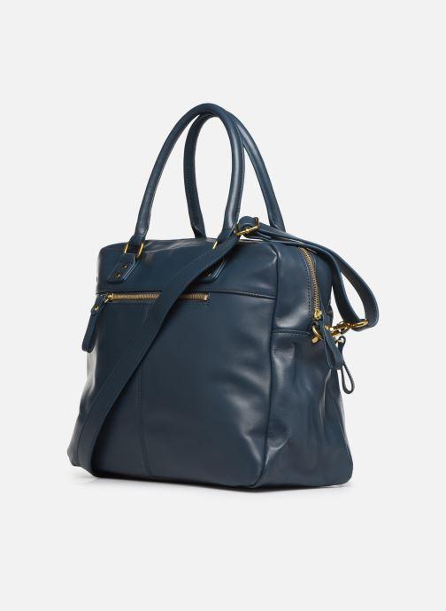 Handtaschen Nat & Nin Macy blau ansicht von rechts