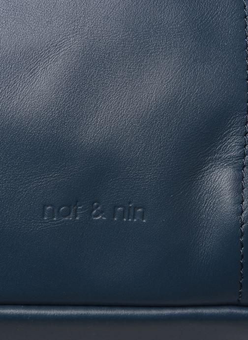 Handtaschen Nat & Nin Macy blau ansicht von links
