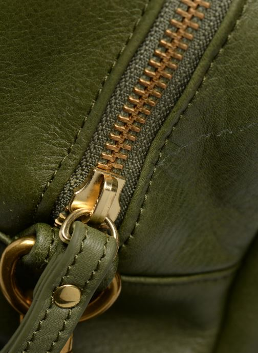 Bolsos de mano Nat & Nin Macy Verde vista lateral izquierda