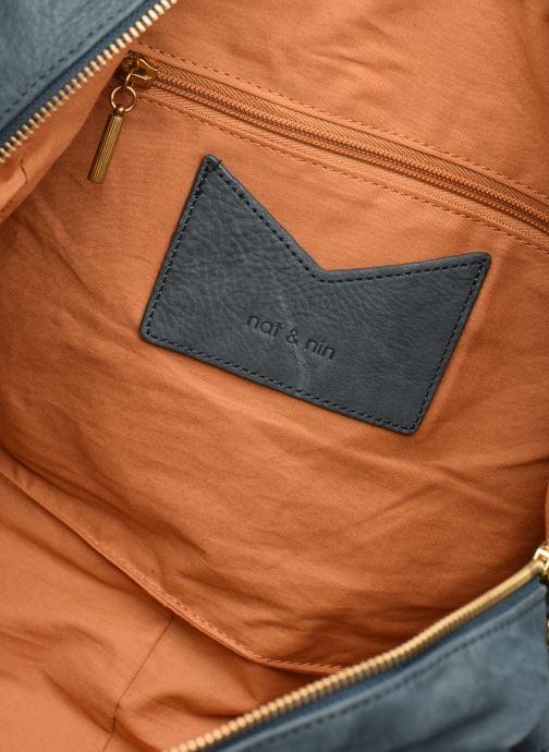 Handtaschen Nat & Nin Macy blau ansicht von hinten