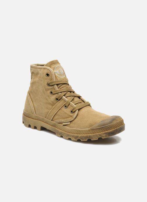 Sneakers Palladium Pallabrousse h Beige vedi dettaglio/paio