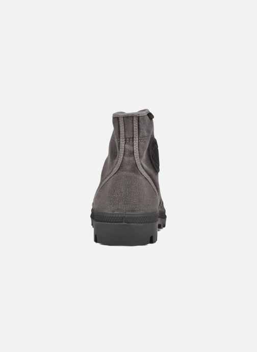 Palladium Pallabrousse H (gris) - Baskets Chez