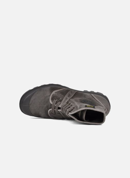 Sneakers Palladium Pallabrousse h Grigio immagine sinistra